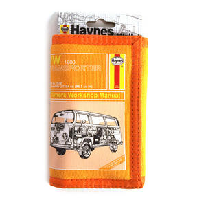 Haynes VW Camper Wallet Preview